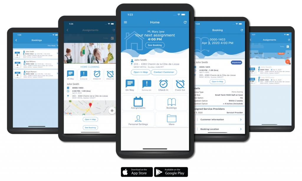 PodiumIO Mobile App